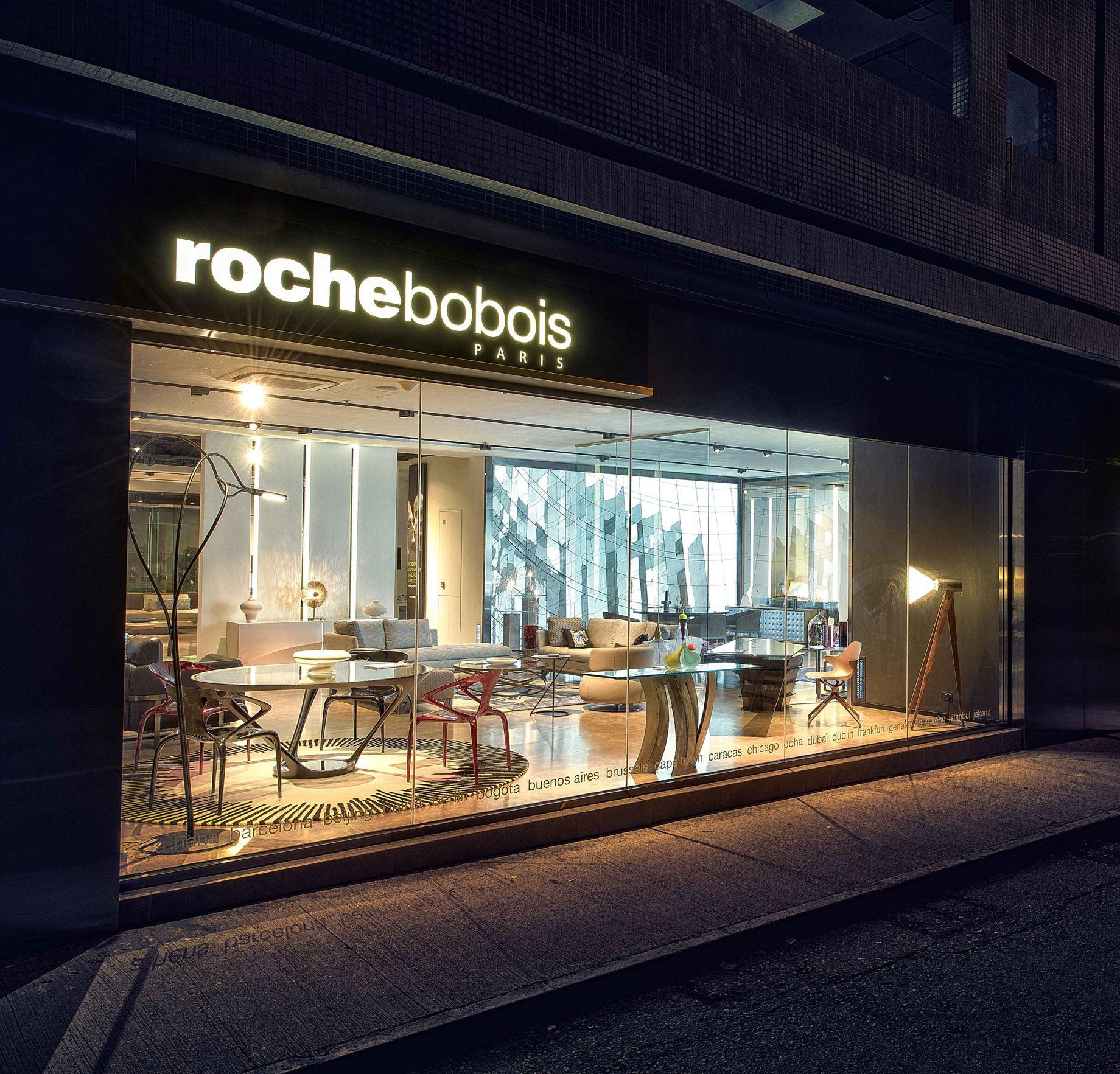 roche bobois showroom hong kong ap lei chau. Black Bedroom Furniture Sets. Home Design Ideas