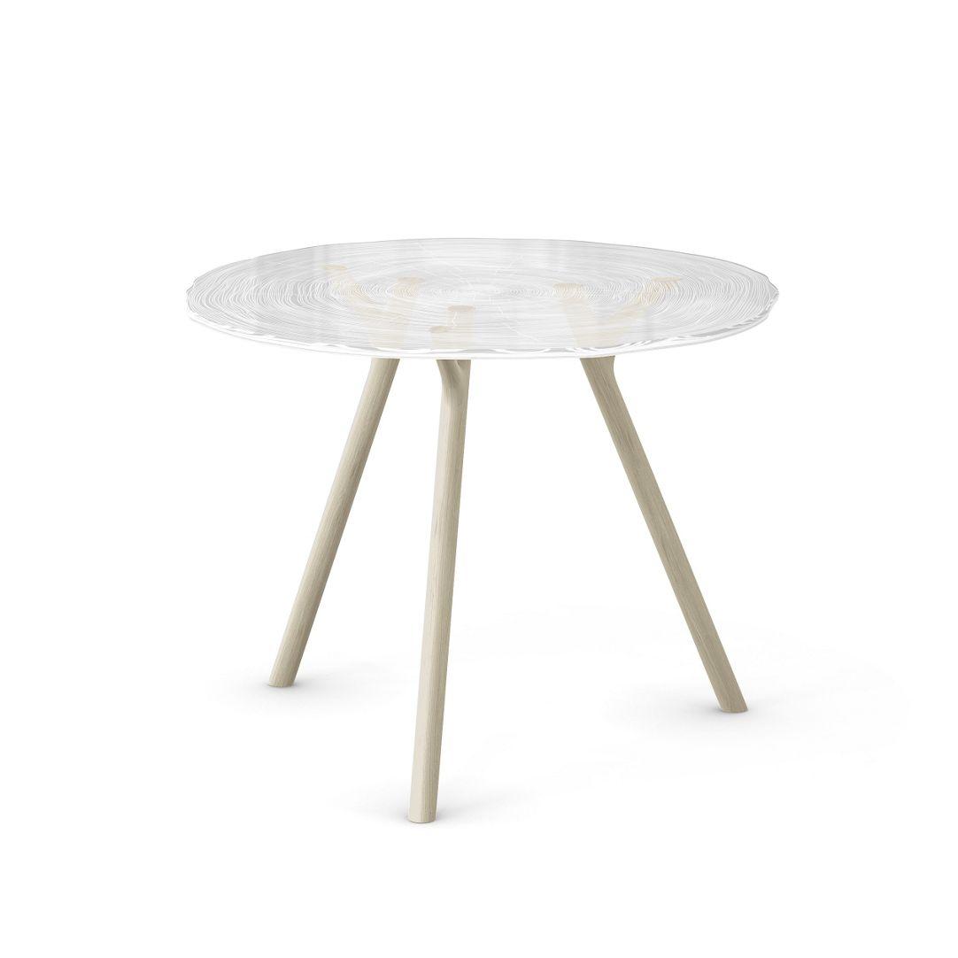 Repas Plexiwood Table Roche Bobois De KTlFJc1