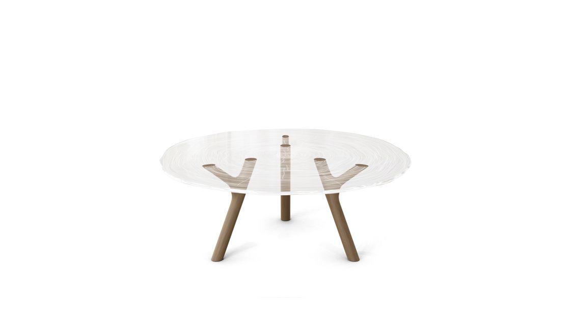 Table basse plexiwood roche bobois - Roche bobois tables basses ...