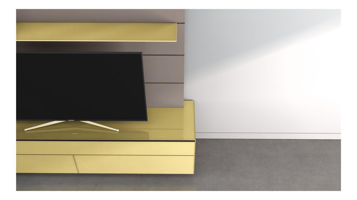 Globo composition tv 2014 10a roche bobois - Roche bobois meuble tv ...
