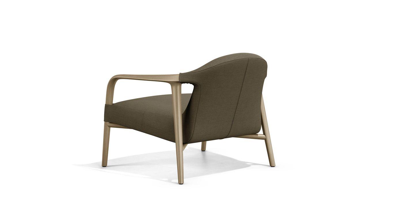 Fauteuil lounge tempus roche bobois - Roche bobois fauteuil ...