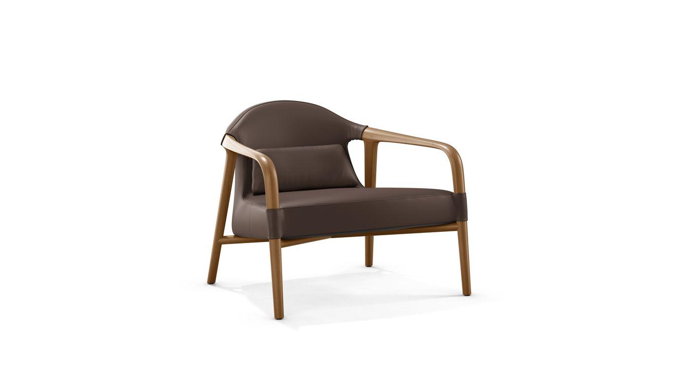 tempus fauteuil lounge roche bobois. Black Bedroom Furniture Sets. Home Design Ideas