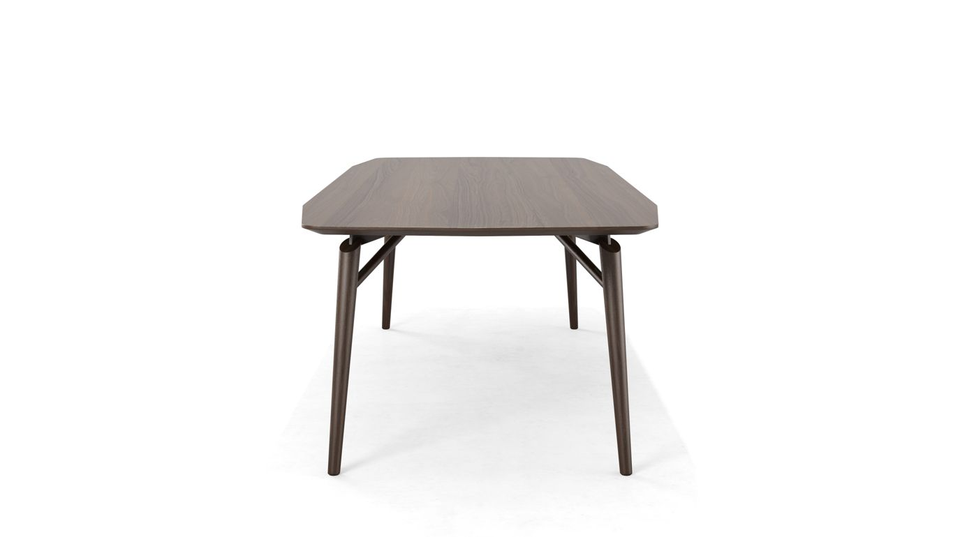 Lieto dining table roche bobois - Roche et bobois table ...