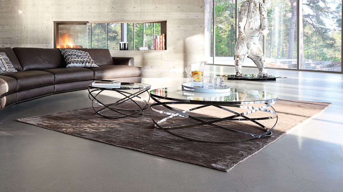 canap 4 places odea roche bobois. Black Bedroom Furniture Sets. Home Design Ideas