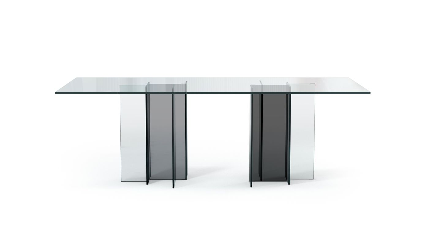 Diapo dining table roche bobois for Table ardoise roche bobois