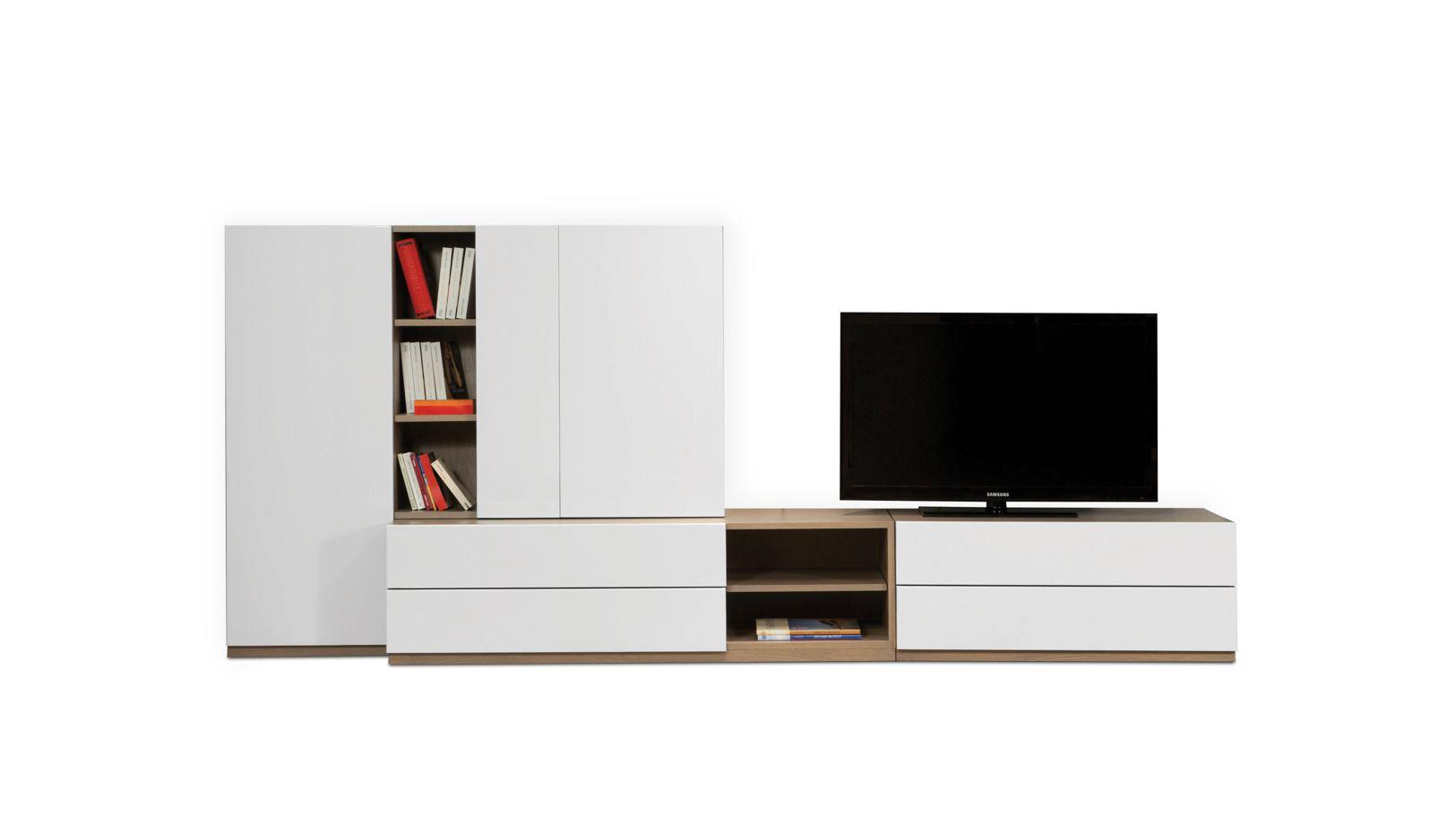Composition 201310 contact roche bobois - Roche bobois meuble tv ...