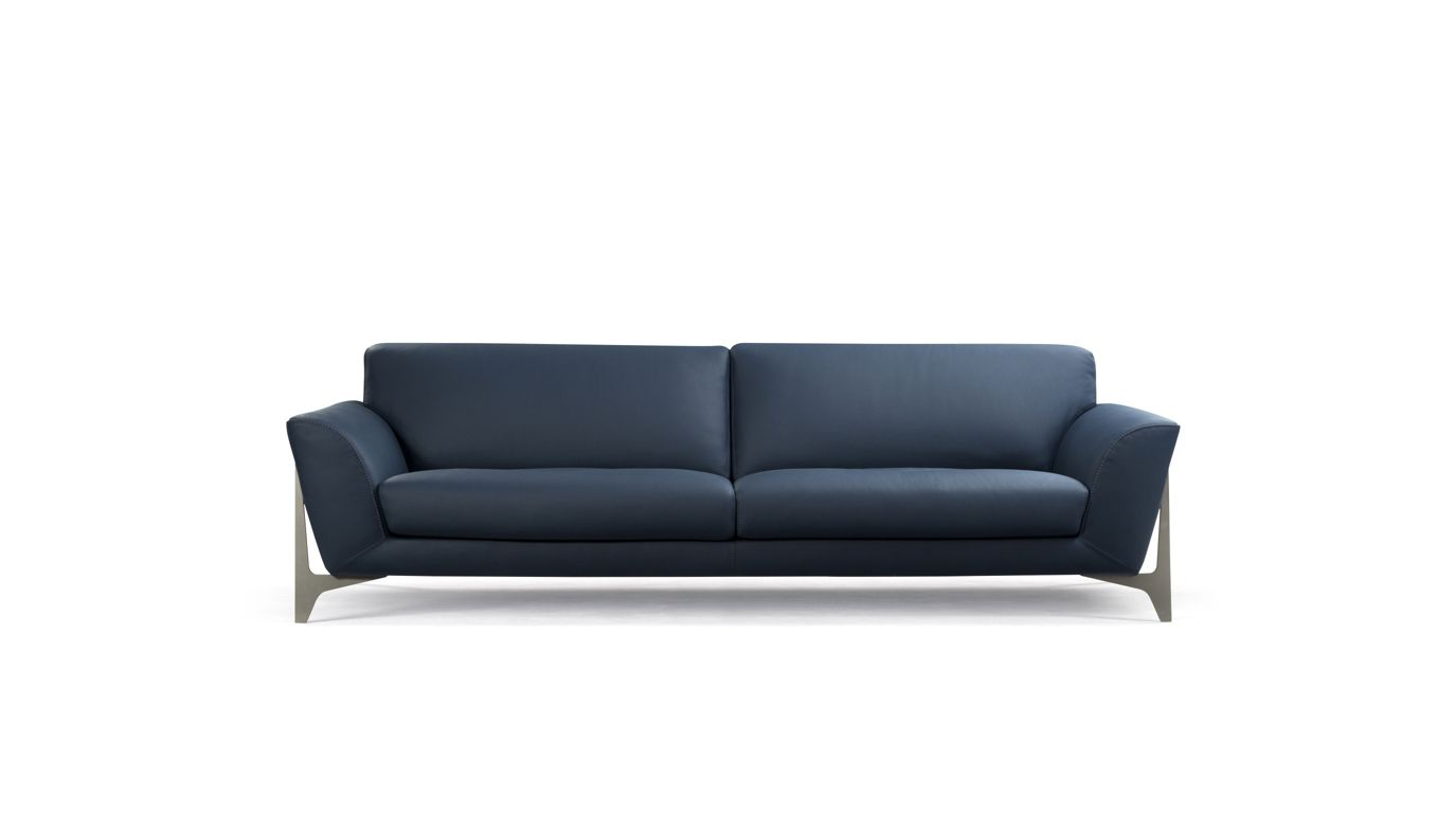 Grand canap 3 places r flexion roche bobois for Canape deux places roche bobois