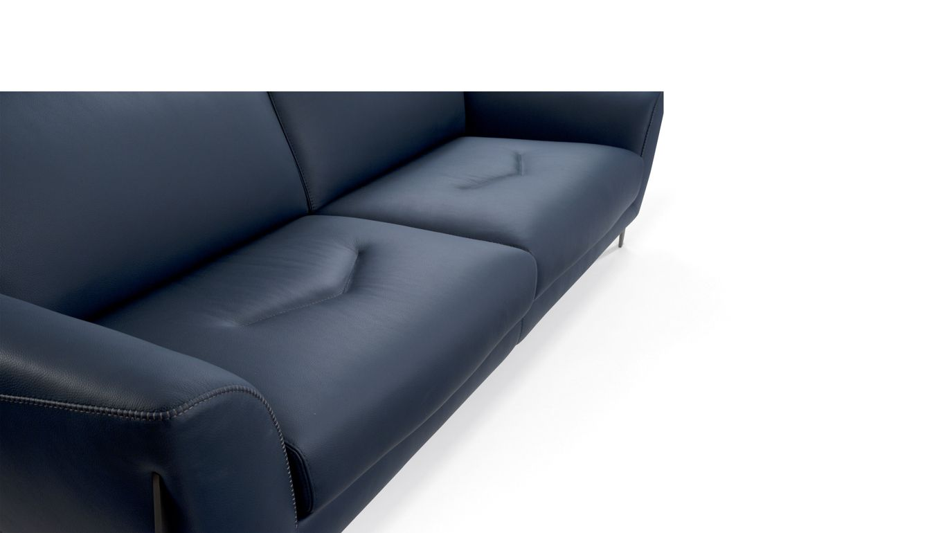 Grand canap 3 places r flexion roche bobois for Grand coussin de canape