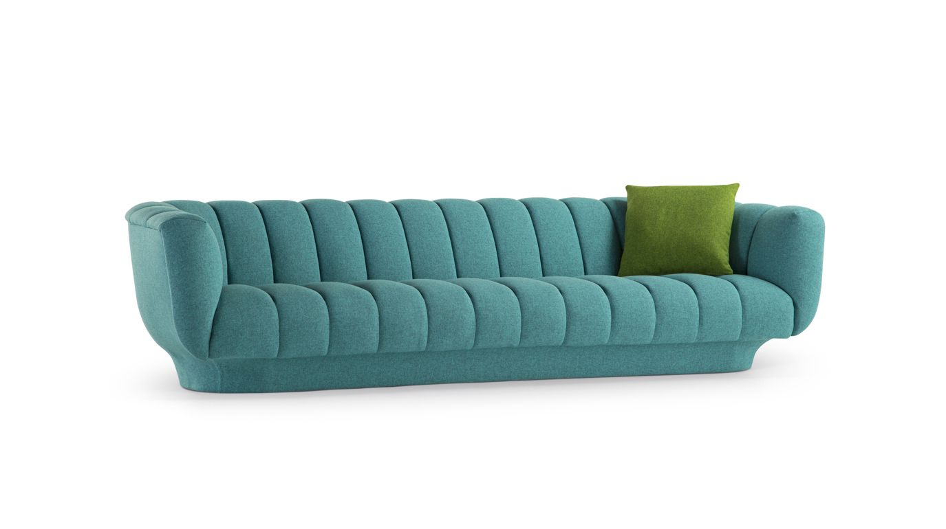 Odea 4 seat sofa roche bobois for Sofa 1 80 breit