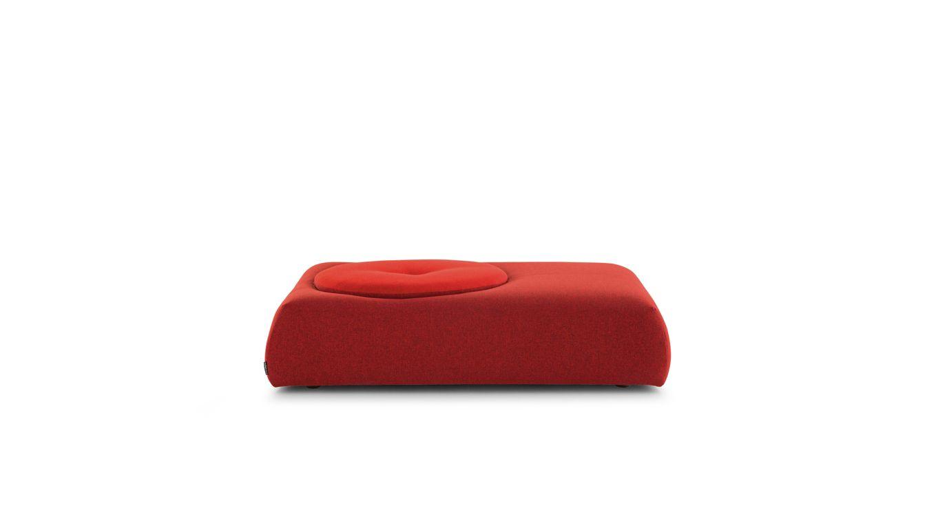 Chaise longue macaron roche bobois - Meridienne roche bobois ...