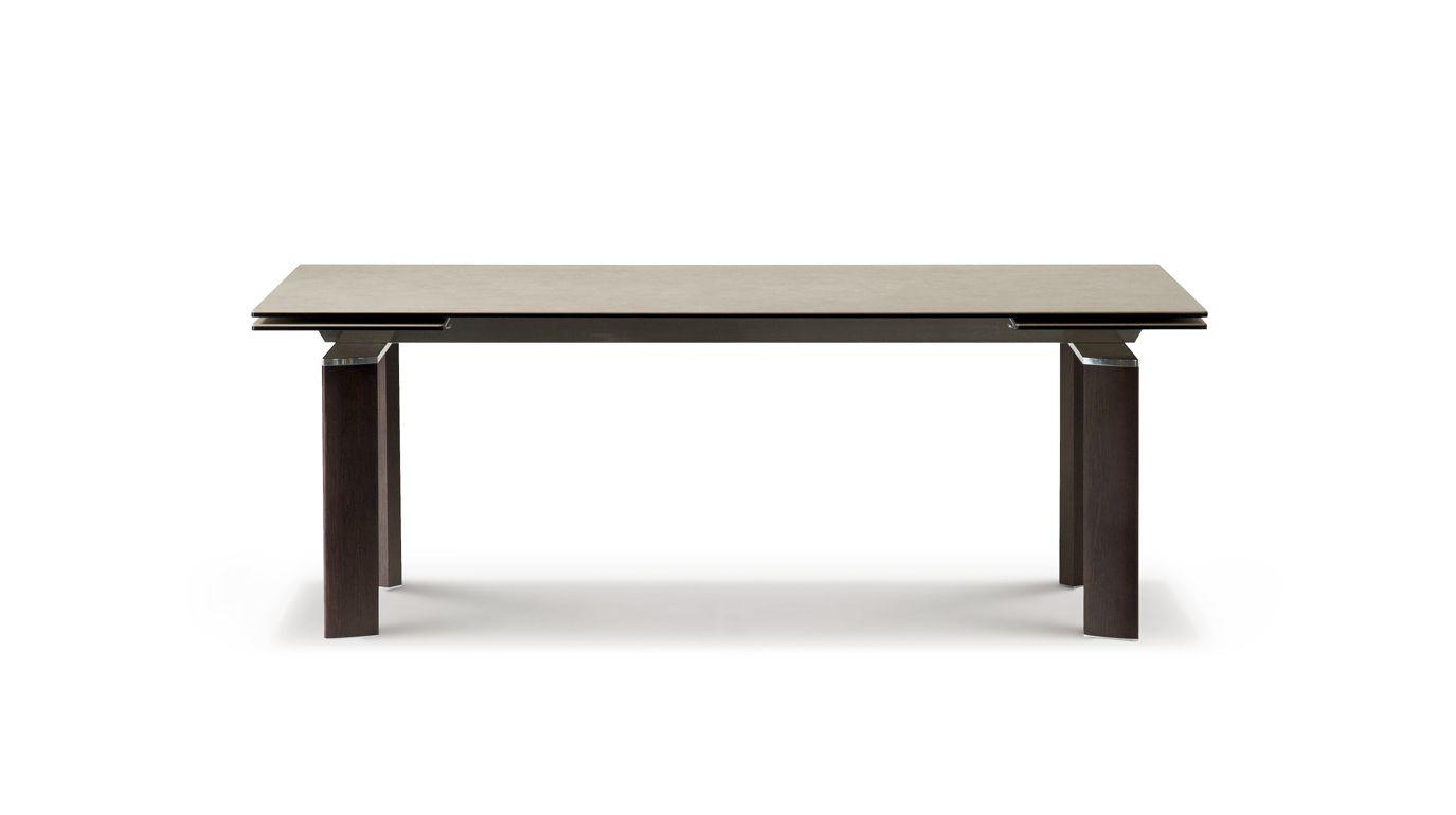Table de repas chronowood roche bobois for Table de repas