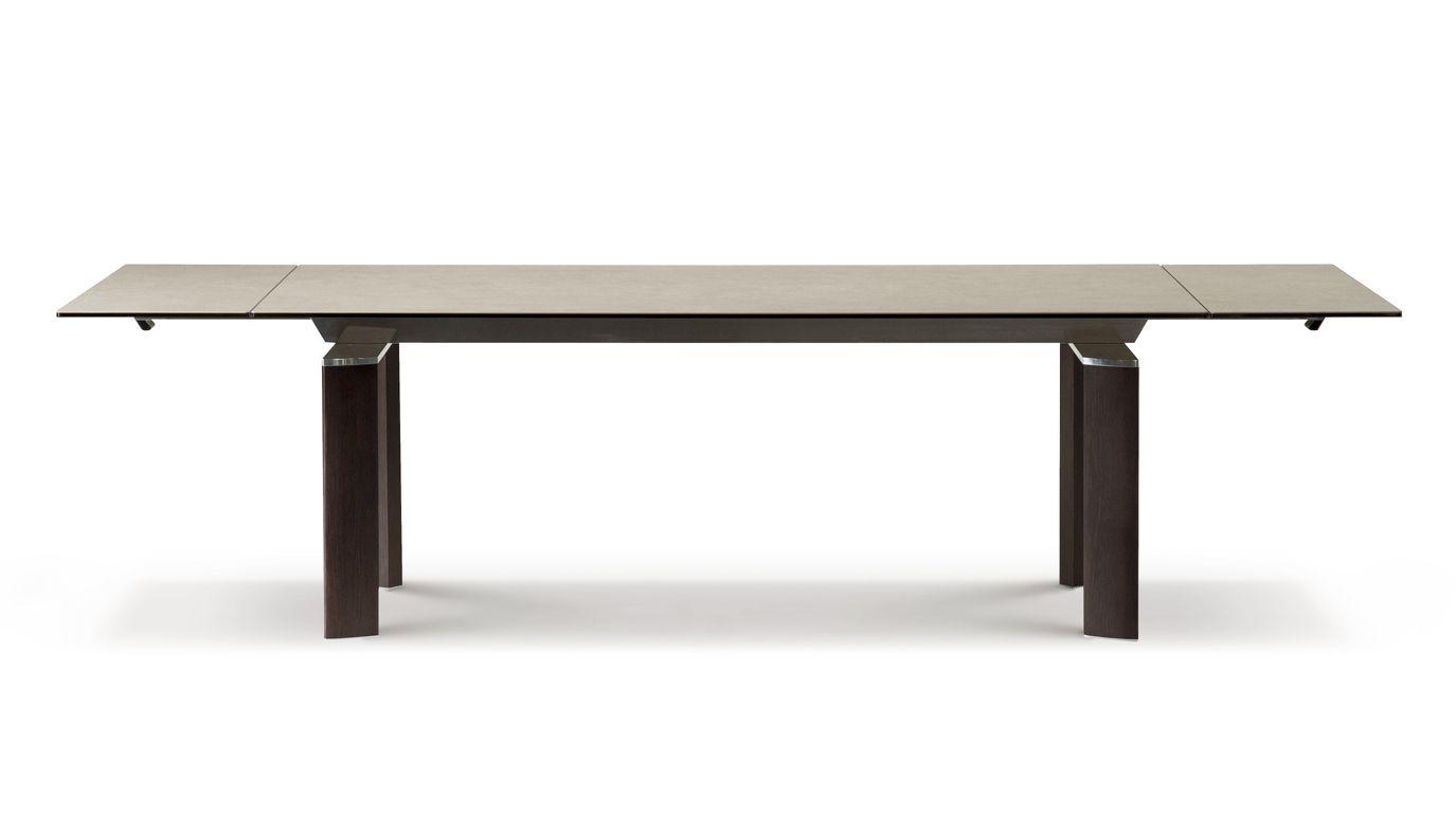 Table de repas chronowood roche bobois - Roche et bobois table ...