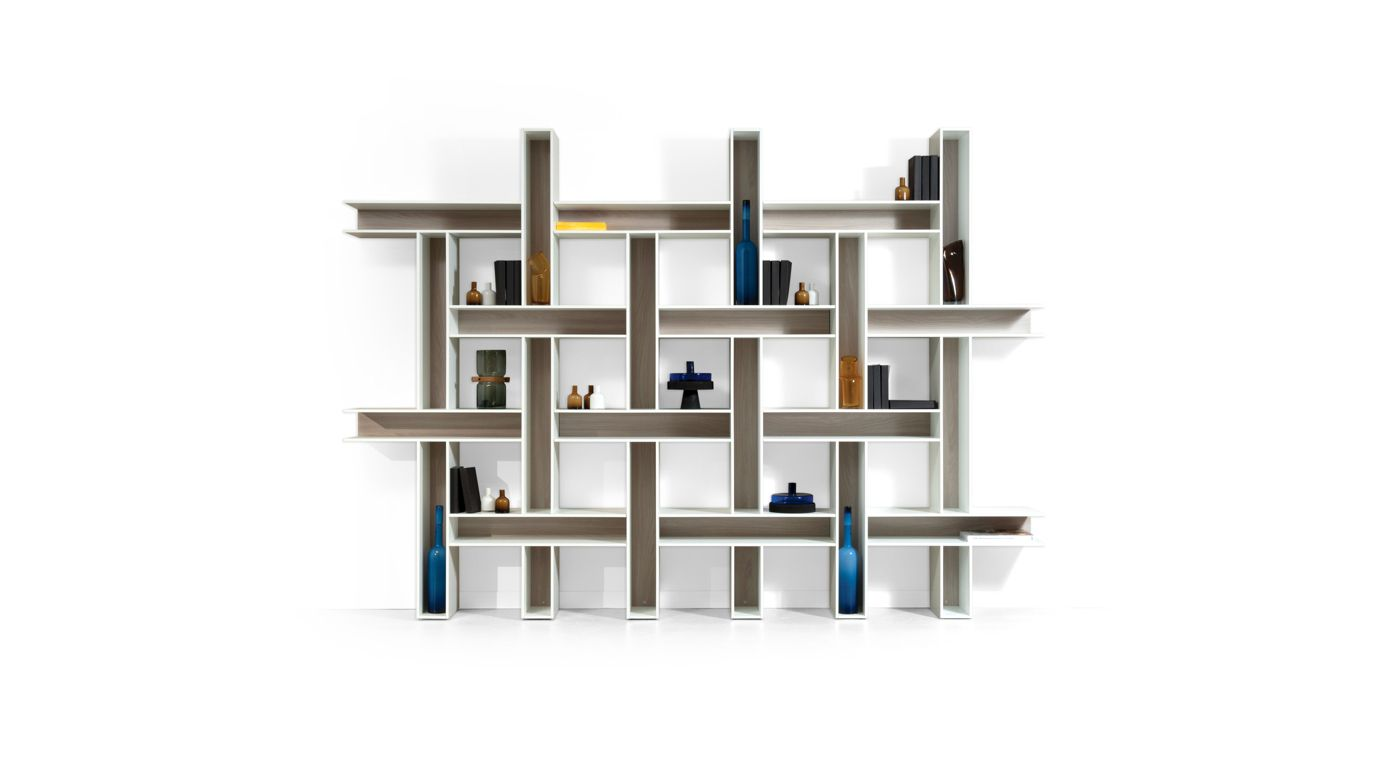 tiss bookcase roche bobois. Black Bedroom Furniture Sets. Home Design Ideas