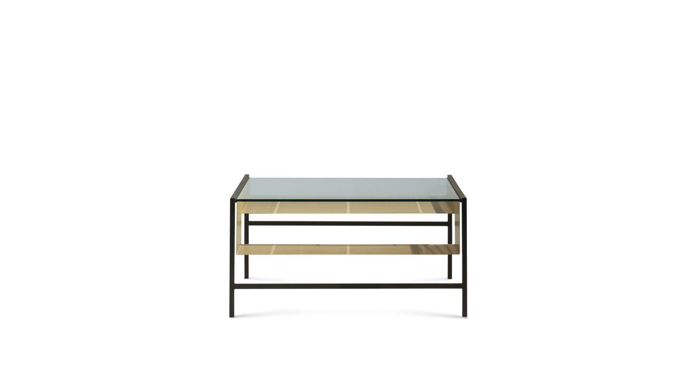 Tavolino fianco divano agrafe roche bobois - Tavolino divano ...