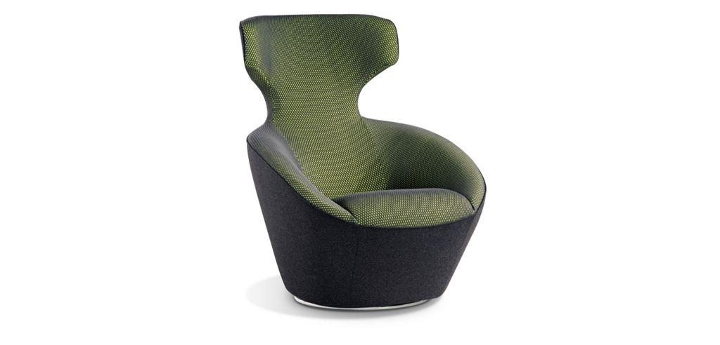 edito lounge fauteuil - roche bobois