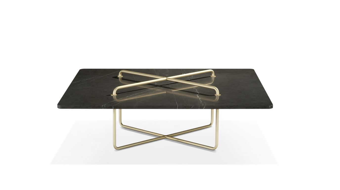 Button cocktail table roche bobois Roche bobois coffee table