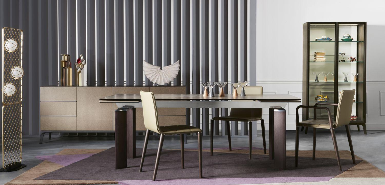 Globus sideboard roche bobois - Table salle a manger roche bobois ...