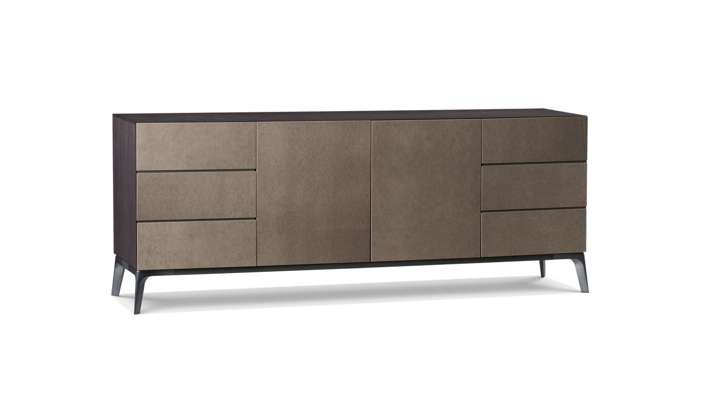 globus sideboard roche bobois. Black Bedroom Furniture Sets. Home Design Ideas
