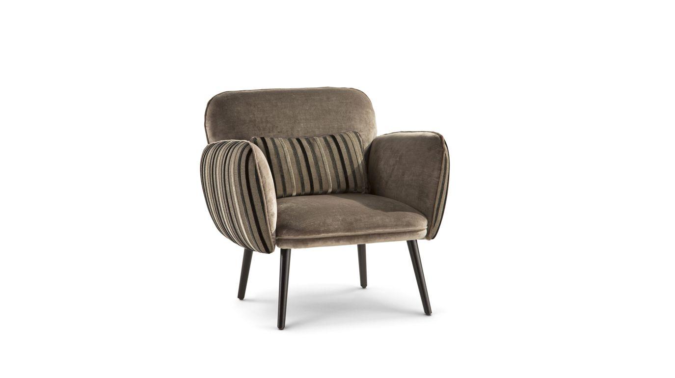 madison fauteuil collection nouveaux classiques roche. Black Bedroom Furniture Sets. Home Design Ideas