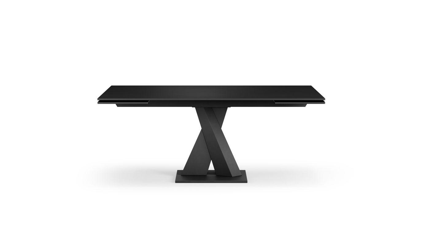 axel fenix dining table roche bobois. Black Bedroom Furniture Sets. Home Design Ideas