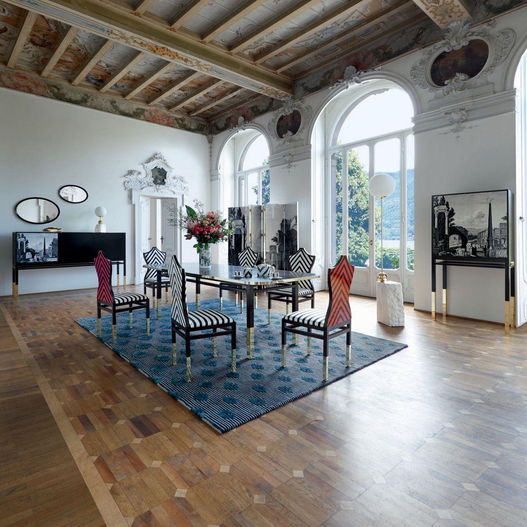MAISON LACROIX DINING TABLE (Nouveaux Classiques collection) - Roche ...