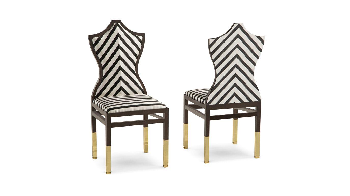 MAISON LACROIX Chaise (CHAISES, TABOURETS, BANCS)   Roche Bobois