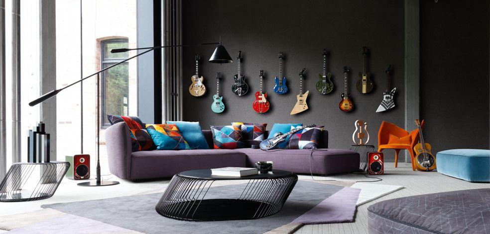 tendances automne hiver 2016 roche bobois. Black Bedroom Furniture Sets. Home Design Ideas