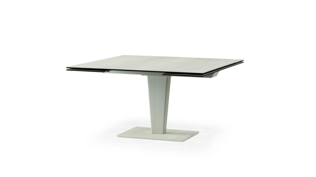 Osiris ceramique dining table roche bobois for Roche bobois tables basses