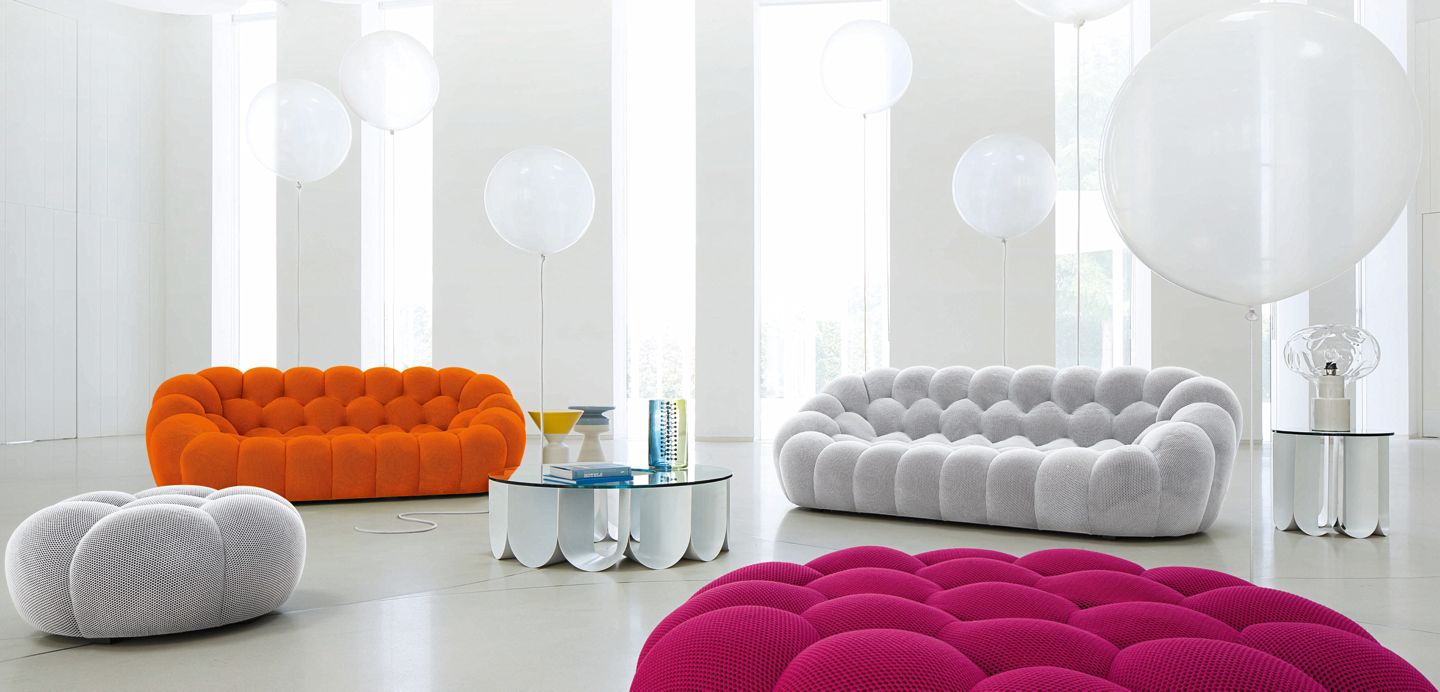 bubble designer sacha lakic roche bobois. Black Bedroom Furniture Sets. Home Design Ideas