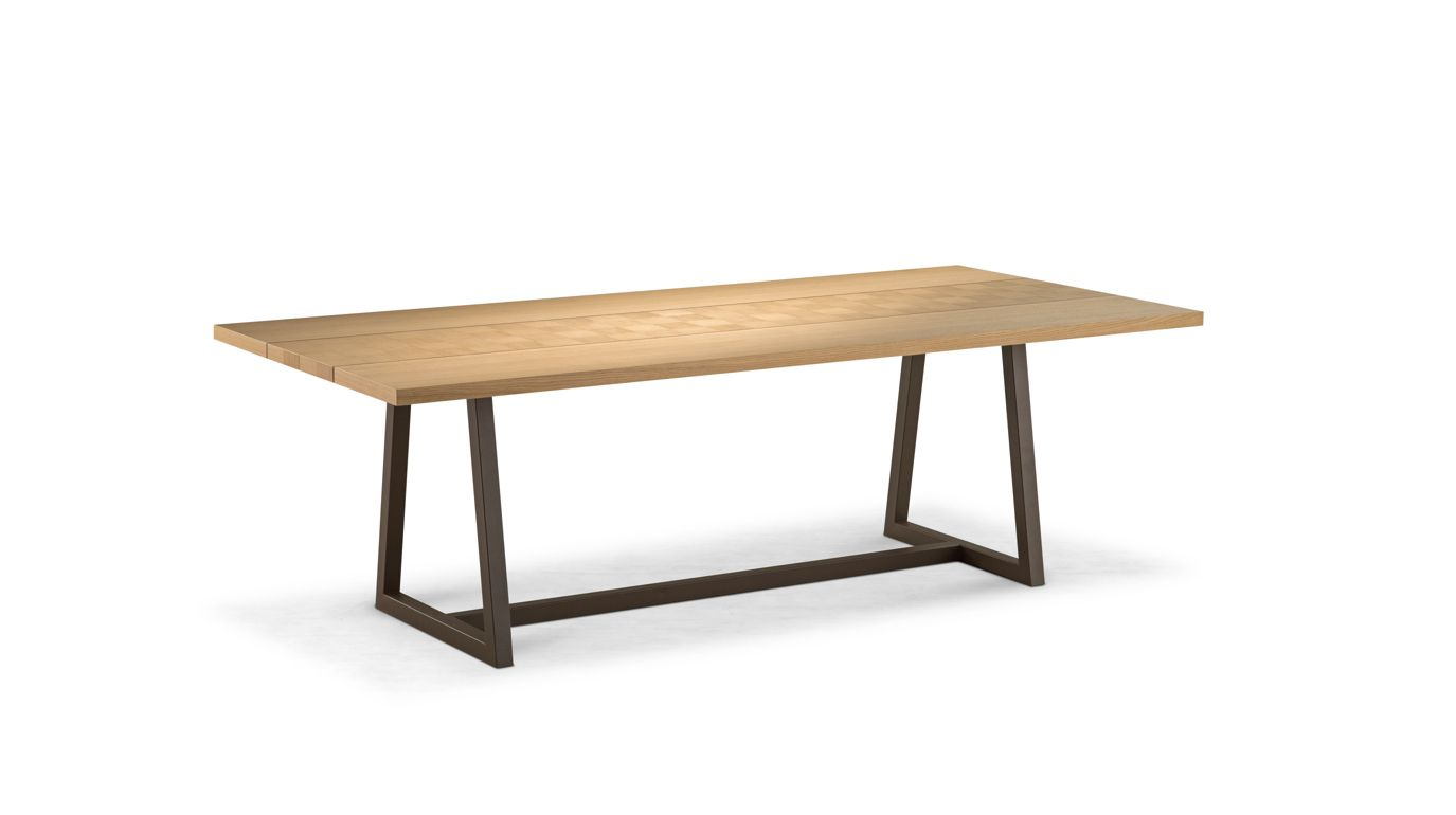 Table salle a manger roche bobois less is more dining - Table de salle a manger roche bobois ...