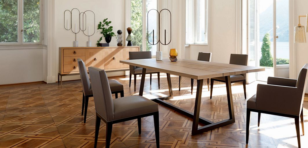 Epoq sideboard nouveaux classiques collection roche bobois for Salle a manger roche bobois