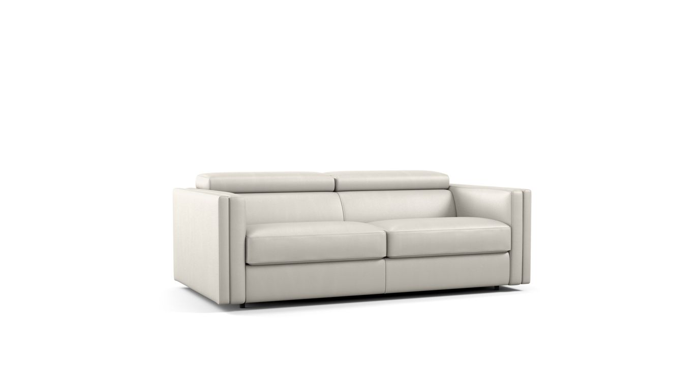 Dreams 2 5 seat sofa bed roche bobois for Sofa 2 plazas extensible