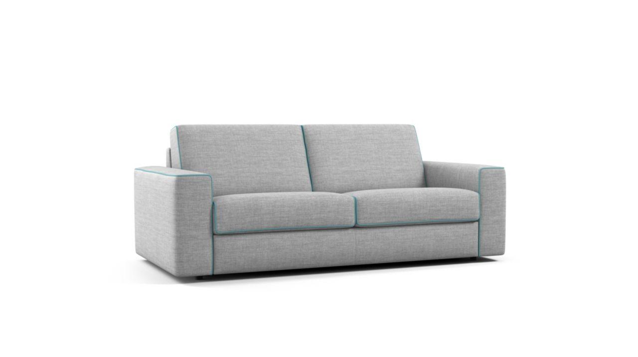 Cadran 3 seat sofa bed roche bobois for Canape roche bobois
