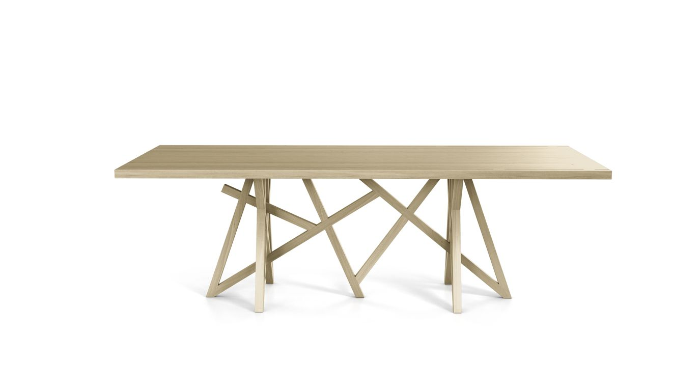 Saga 2 dining table roche bobois - Table ovale marbre roche bobois ...