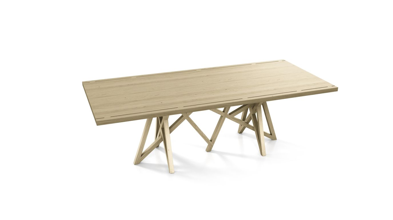 Saga 2 dining table roche bobois - Table roche et bobois ...