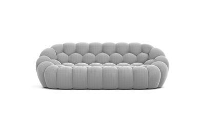 bubble large 3 seat sofa roche bobois rh roche bobois com