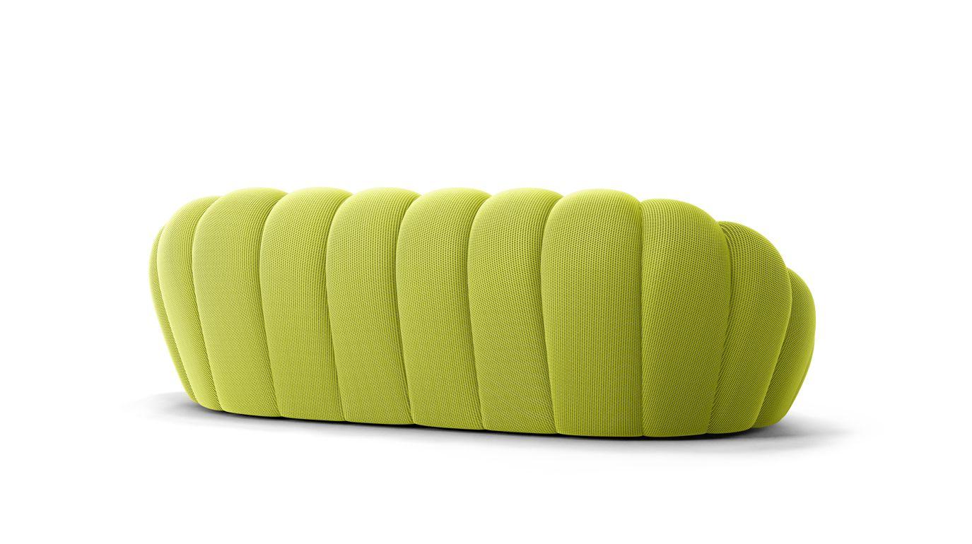 Bubble large 3 seat sofa roche bobois - Roche bobois prix canape ...