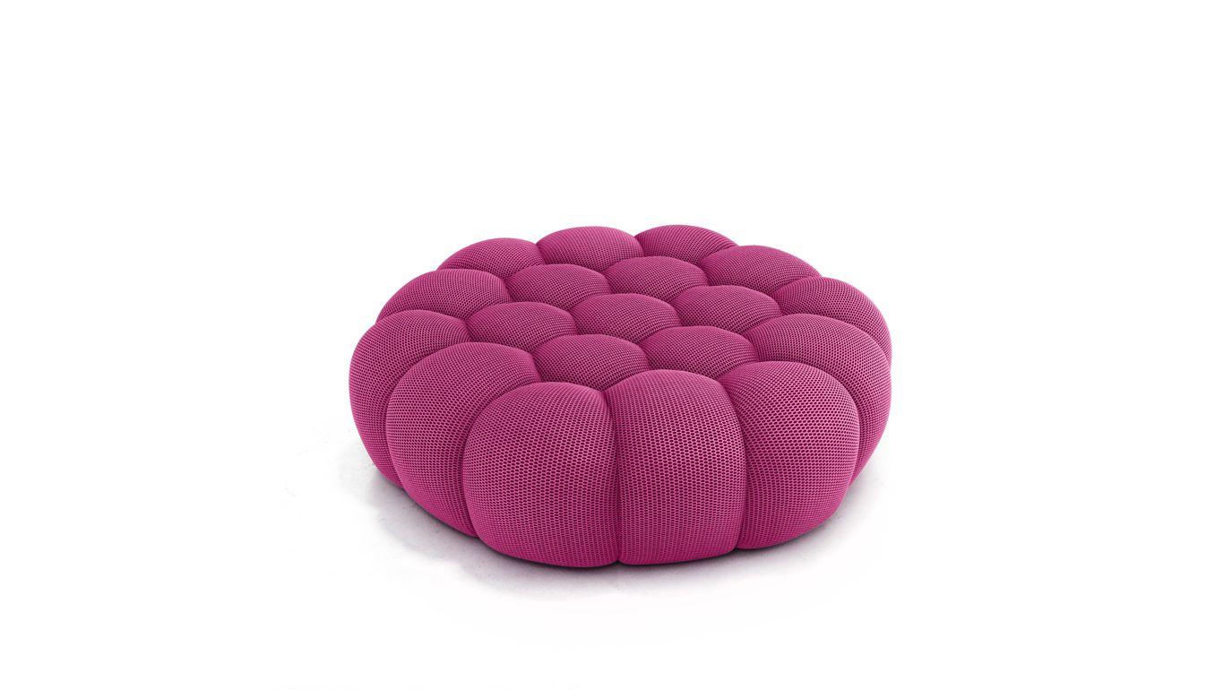 bubble ottoman roche bobois. Black Bedroom Furniture Sets. Home Design Ideas