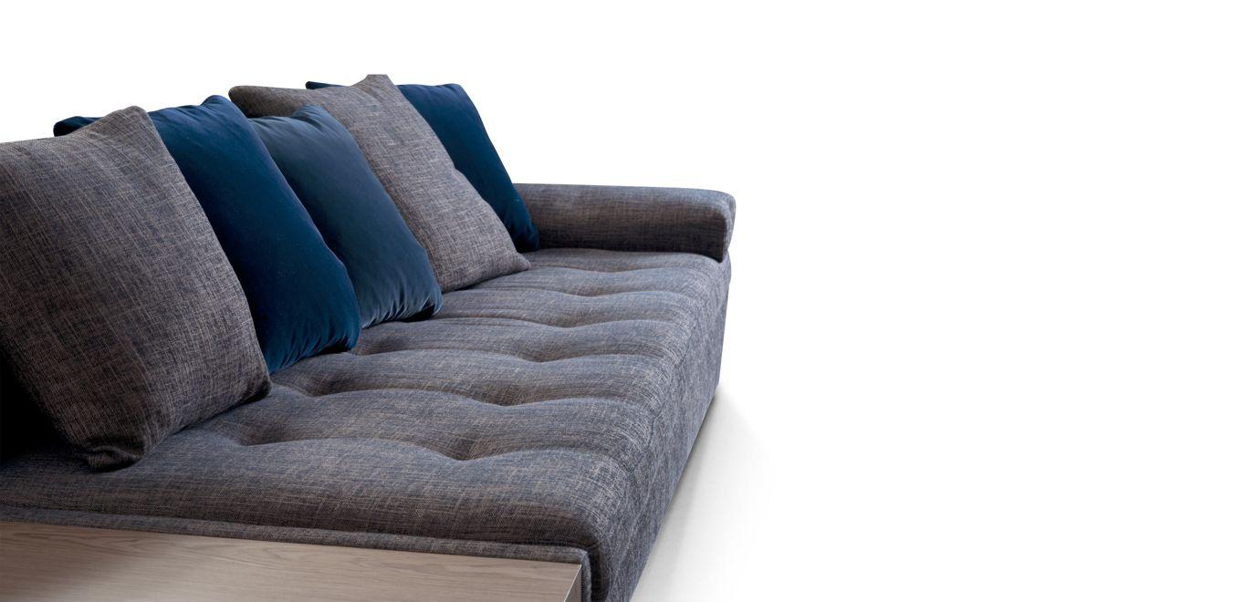 illusion 4 sitzer sofa convertible roche bobois. Black Bedroom Furniture Sets. Home Design Ideas