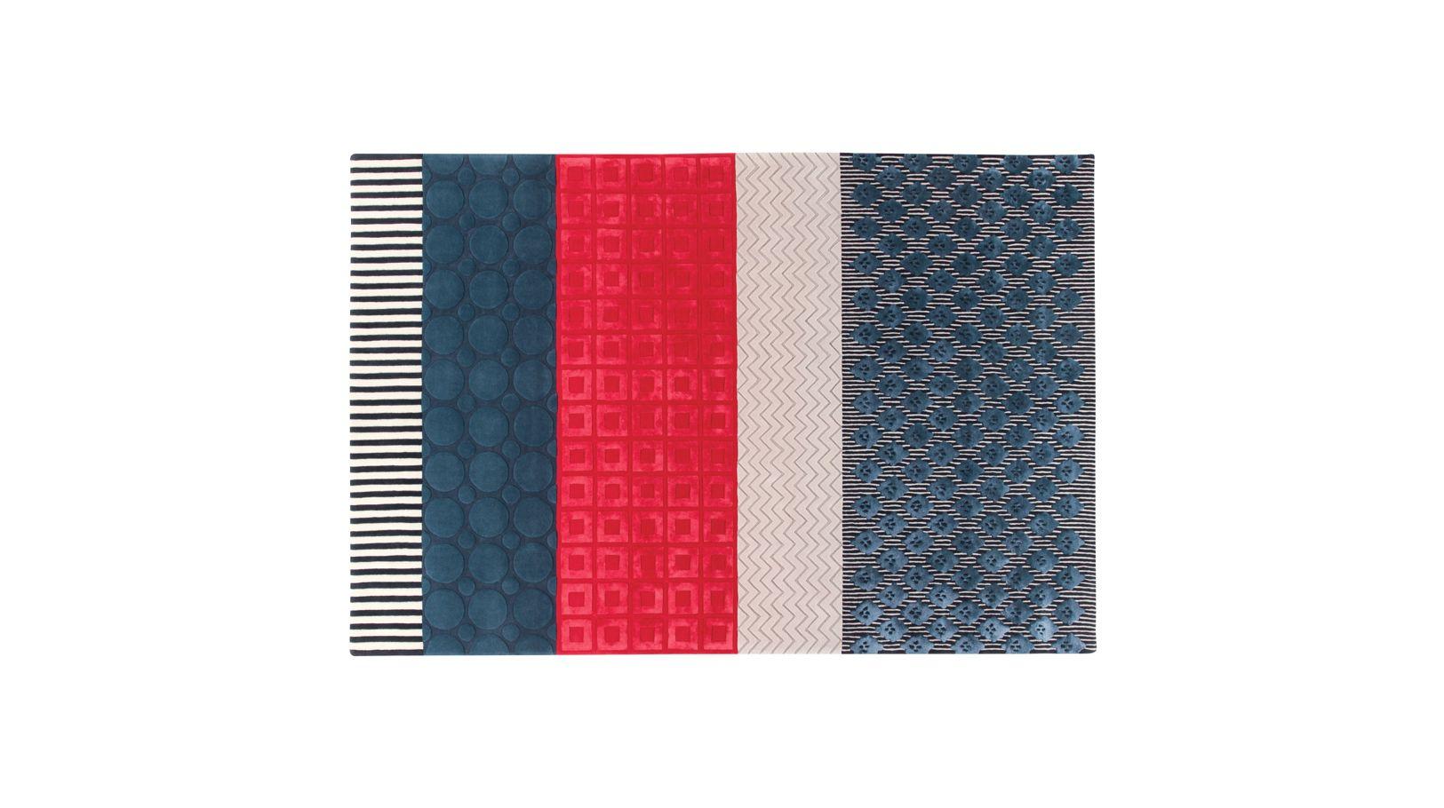 patchwork tapis roche bobois. Black Bedroom Furniture Sets. Home Design Ideas