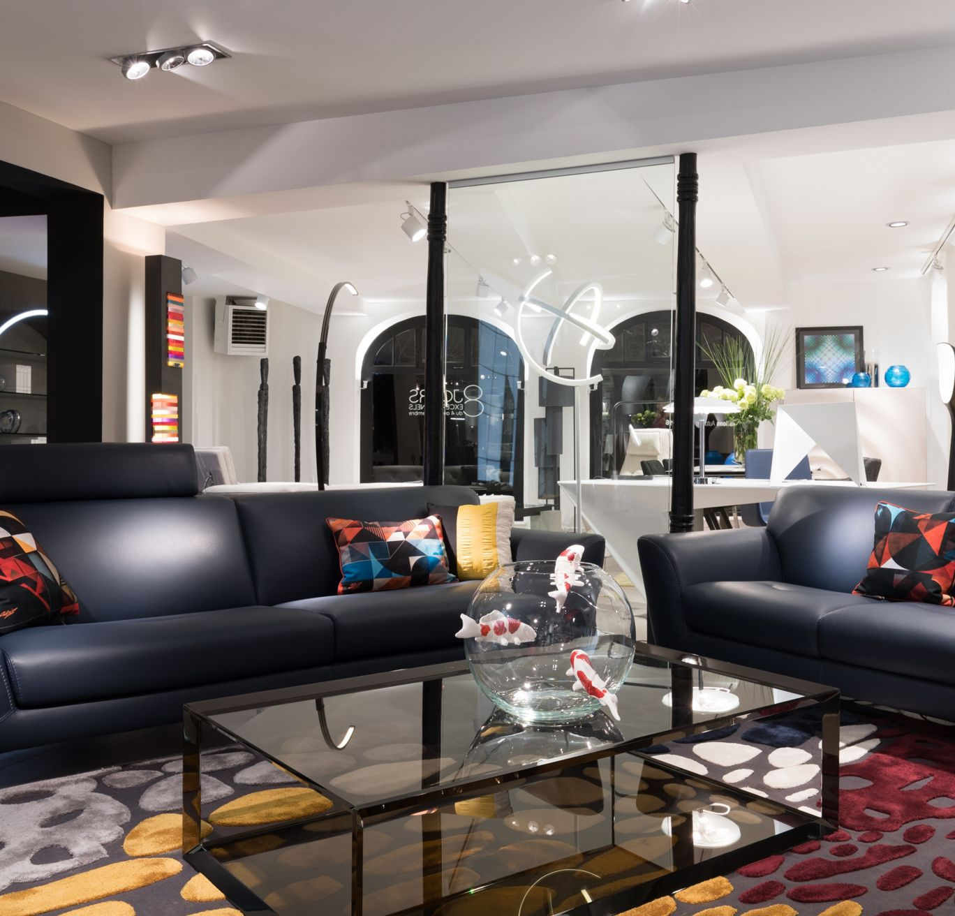 roche bobois showroom colmar 68000. Black Bedroom Furniture Sets. Home Design Ideas