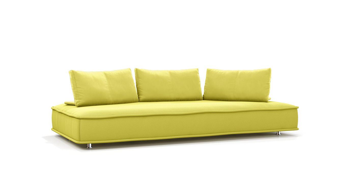 Grande divano 3p escapade outdoor roche bobois - Escapade roche bobois ...