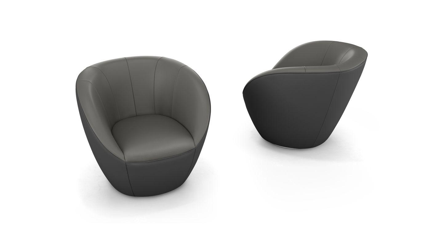 edito fauteuil roche bobois. Black Bedroom Furniture Sets. Home Design Ideas