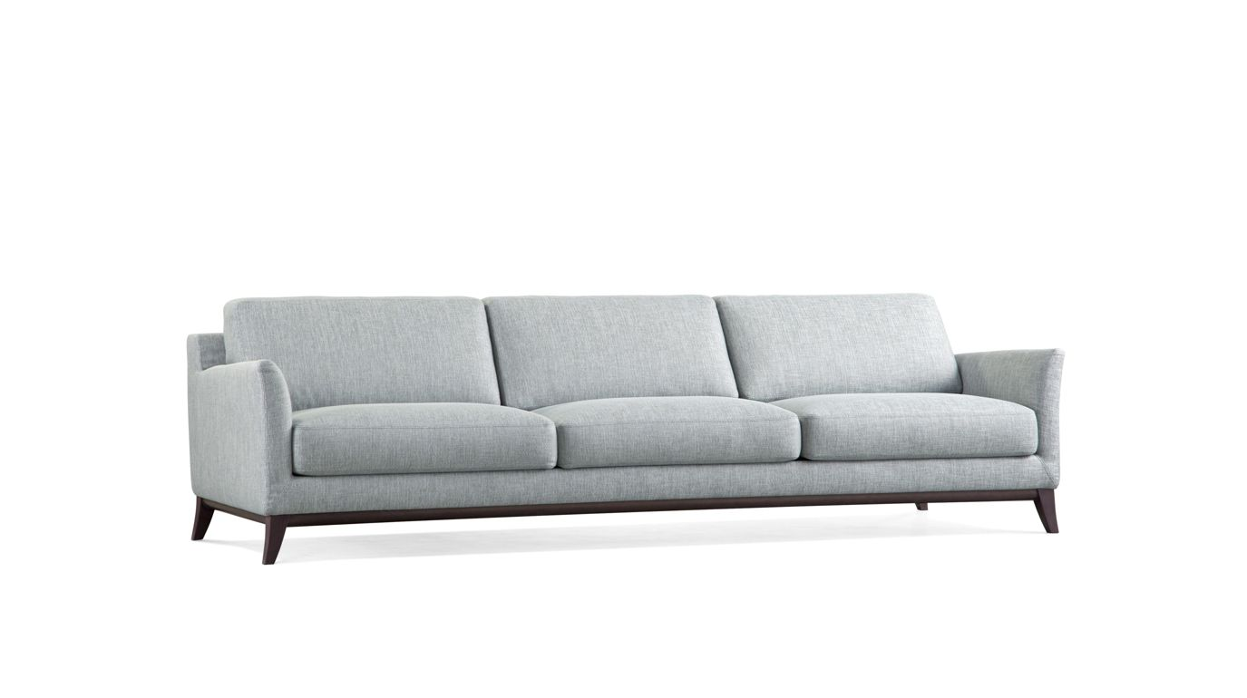 metaphore large 3 seat sofa nouveaux classiques collection roche bobois. Black Bedroom Furniture Sets. Home Design Ideas
