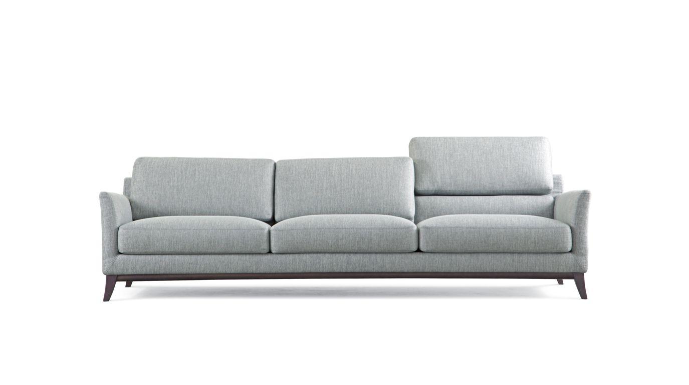 Metaphore large 3 seat sofa nouveaux classiques - Roche bobois canape littoral ...