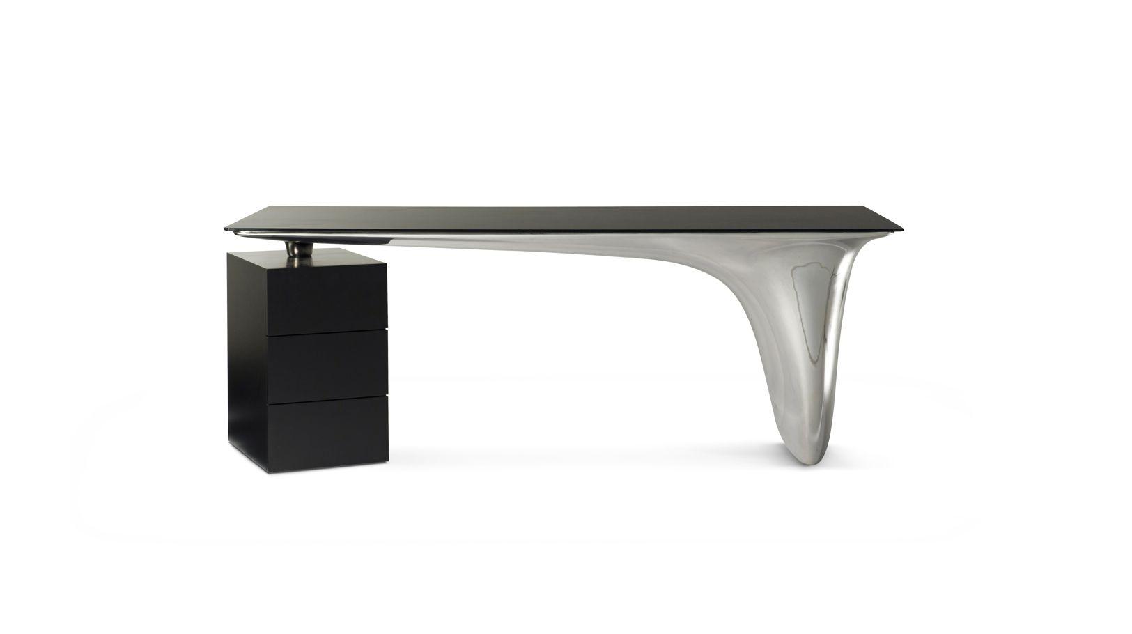 bureau melt roche bobois. Black Bedroom Furniture Sets. Home Design Ideas