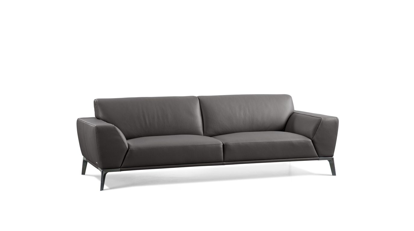 Accord grand canap 3 places roche bobois - Canape rond roche bobois ...