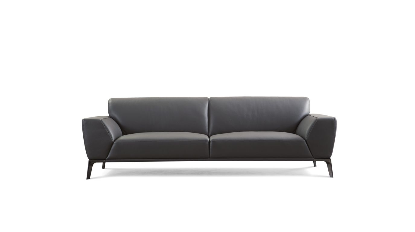 Accord large 3 seat sofa roche bobois for Roche bobois france canape