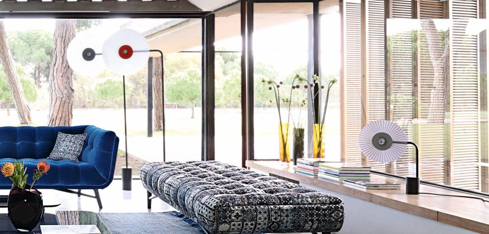 rays lampe poser roche bobois. Black Bedroom Furniture Sets. Home Design Ideas