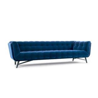 PROFILE LARGE 4-SEAT SOFA (Nouveaux Classiques collection) - Roche ...